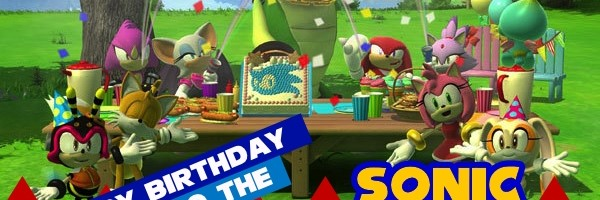 The Sonic Stadium is 12 Years Old This Week!