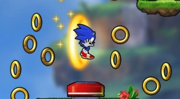Sonic Jump Releases on iOS Devices