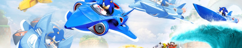 TSS Review: Sonic & All Stars Racing Transformed for the Playstation Vita