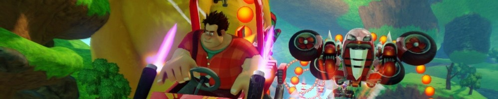 3 New Wreck-It-Ralph S&ASR Transformed Screenshots