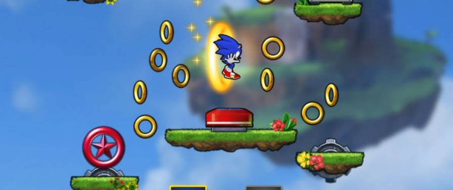 Sonic Jumps into iOS Devices This Thursday