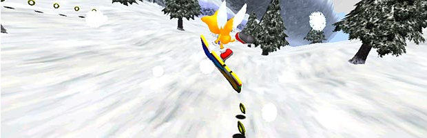 Snow Joke: This is a SA2HD Review… By The Sun's Standards