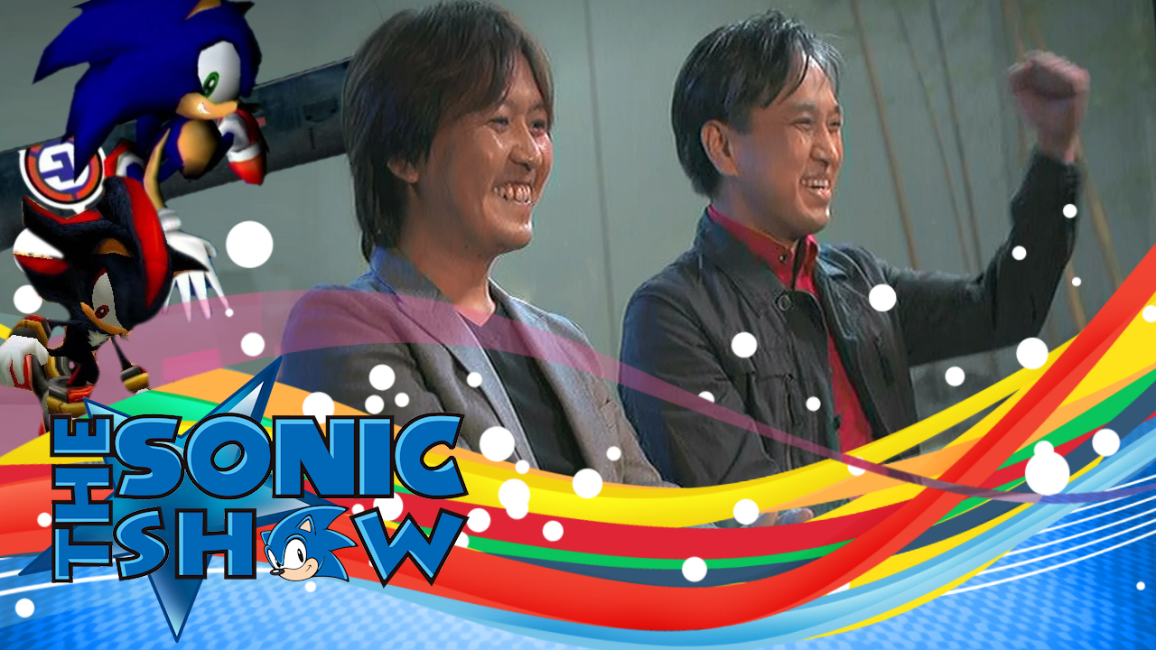 Sonic Adventure 2 Bonus Interview Now Online.