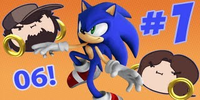 Freak-Out Friday: Game Grumps Play… Sonic 2006