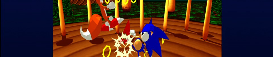 Sonic the Fighters Screenshots and Achievements Revealed