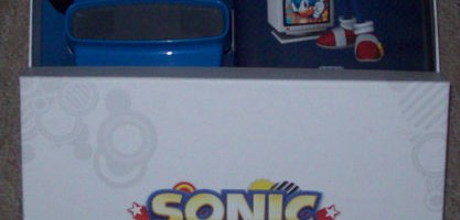 Community Fundraiser: Sonic Merchandise Auctions for Charity