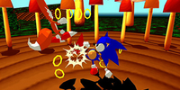Sonic the Fighters HD One Week Away