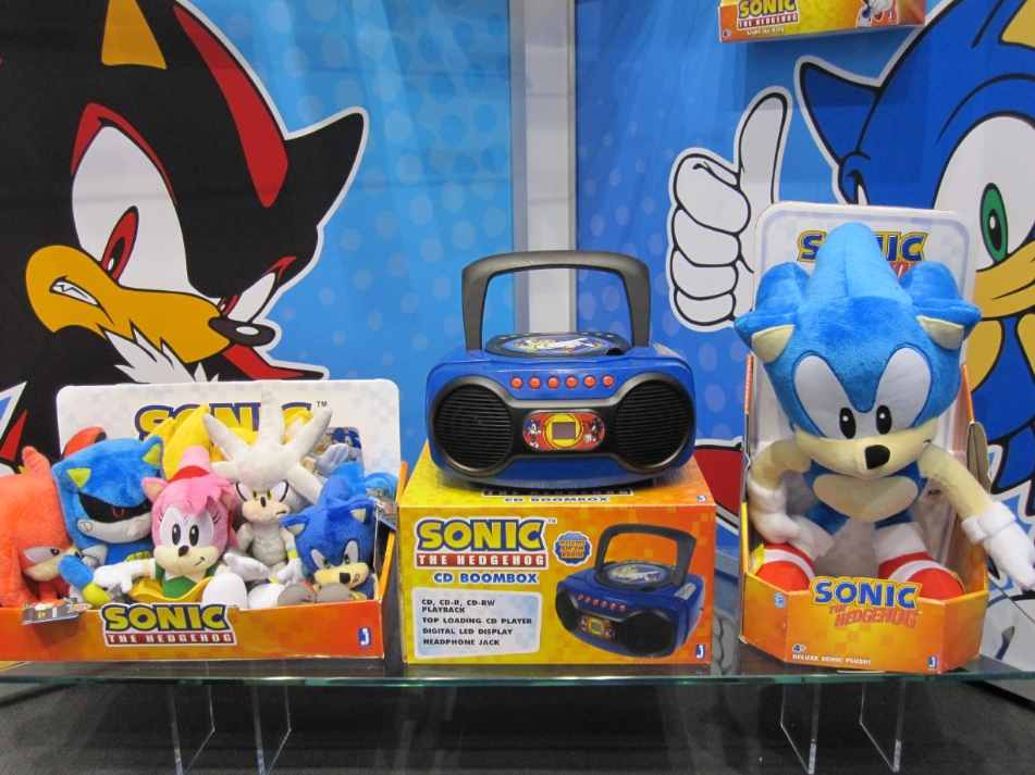 Jazwares Cancels Its Amy & Metal Sonic Plush