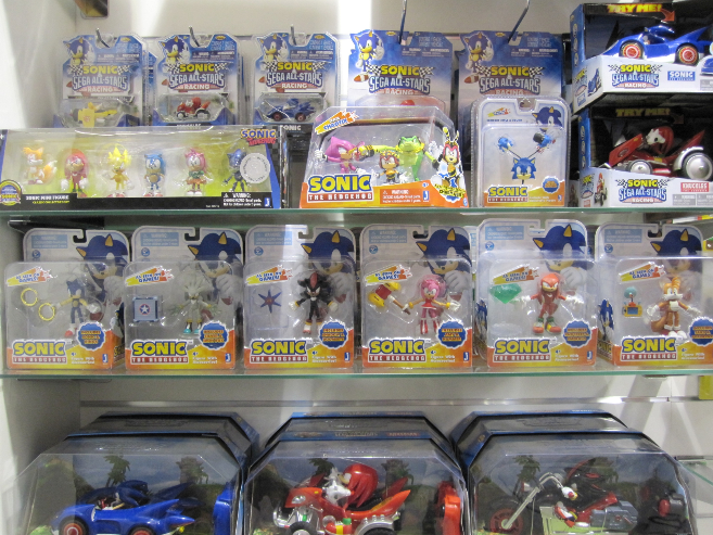 Jazwares Toy Fair 2013 Booth New Toys Confirmed The Sonic Stadium