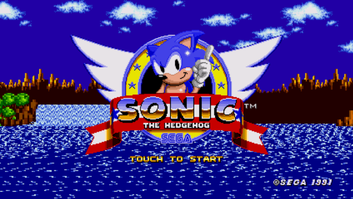 Sonic 1 iOS Out Now: Tails & Knuckles Playable!