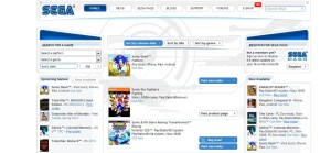 Sonic Dash Android SEGA website