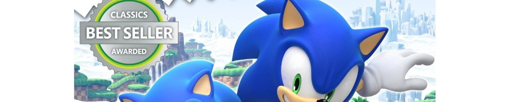 Sonic Generations Joins Xbox 360 Classics Range in PAL Territories