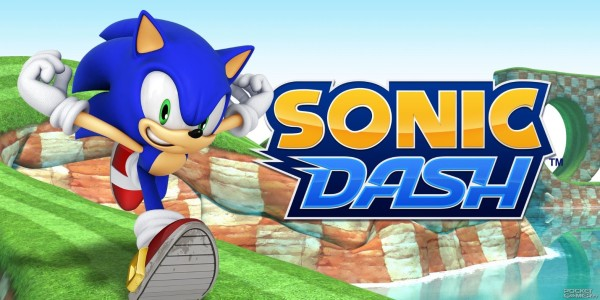 SEGA's Website Confirms Sonic Dash for Android