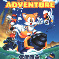 Tails Adventure Game Gear Box Art