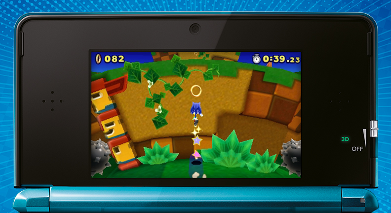Nintendo Confident Sonic Will Boost 2DS Sales