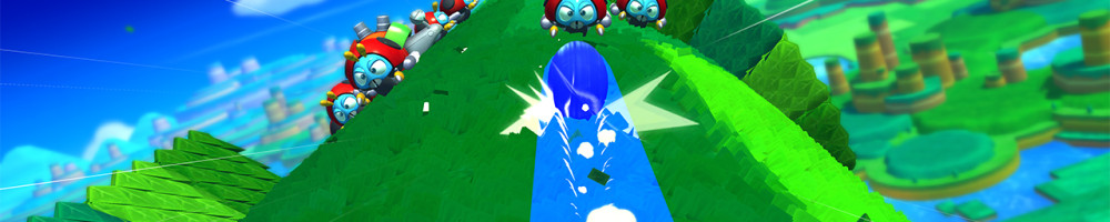 Sonic Lost World Wii U and 3DS Launch Trailers