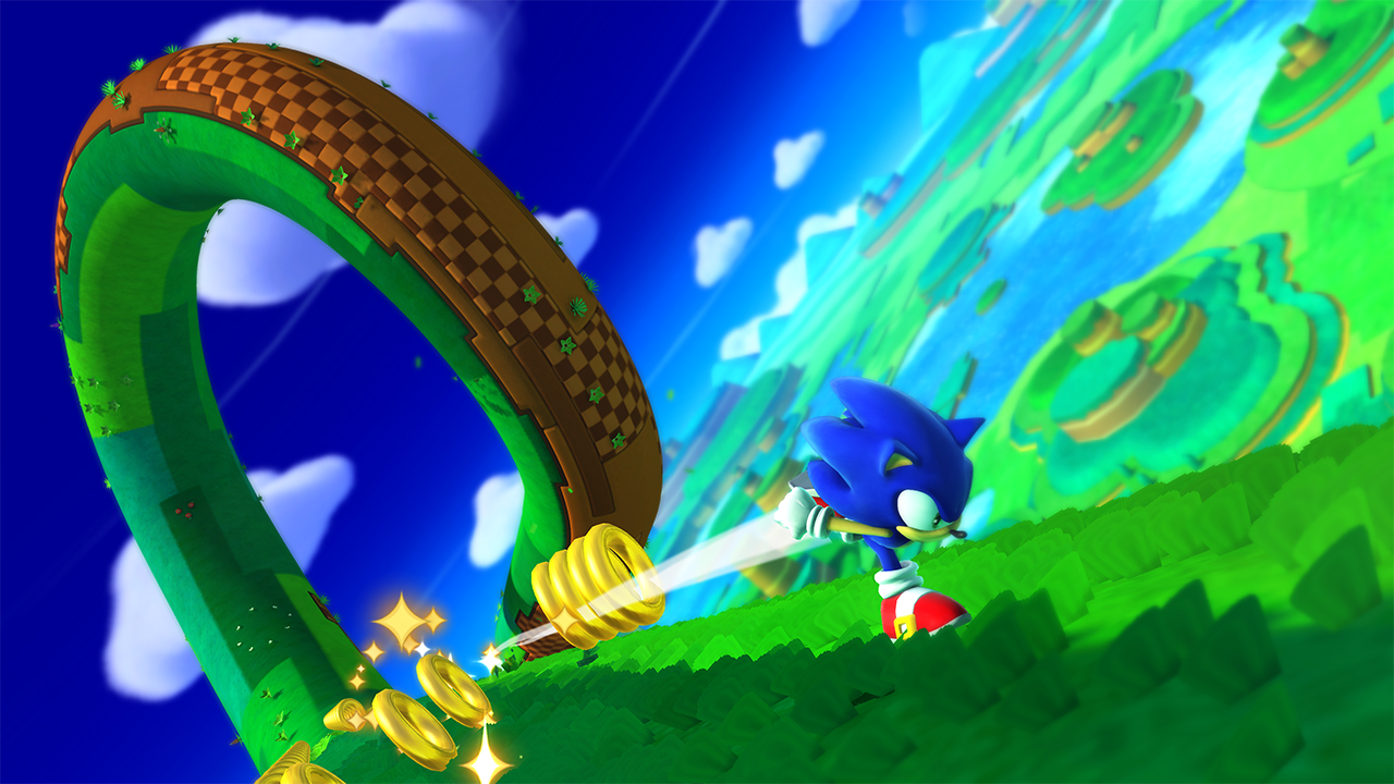Sonic Lost World Community Now Open on Miiverse