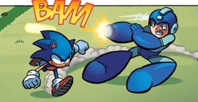 Sonic the Hedgehog #248 Now Available in Comic Shops