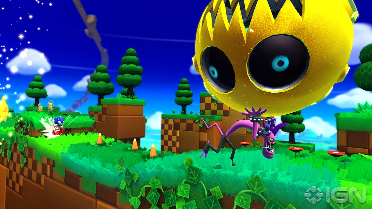 Sonic Lost World Official Discussion Thread page 2 SonicSpot