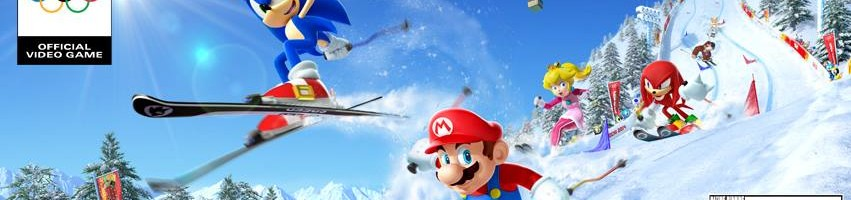New Mario & Sonic 2014 Screenshots