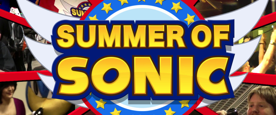 The Summer of Sonic Convention is 10 Years Old – Happy Anniversary!