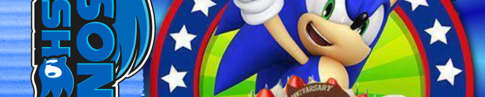 Let's party on Sonic's 22nd Anniversary!