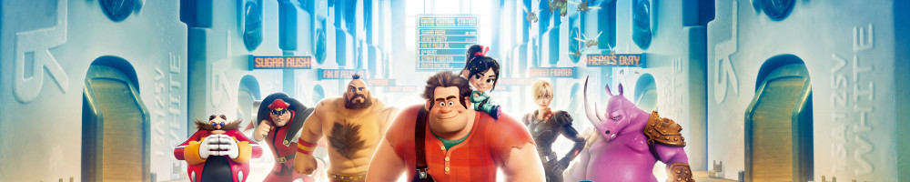 UK: Wreck-It Ralph Out Now on DVD and Blu-Ray!