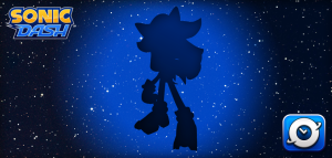Shadow Sonic Dash teaser