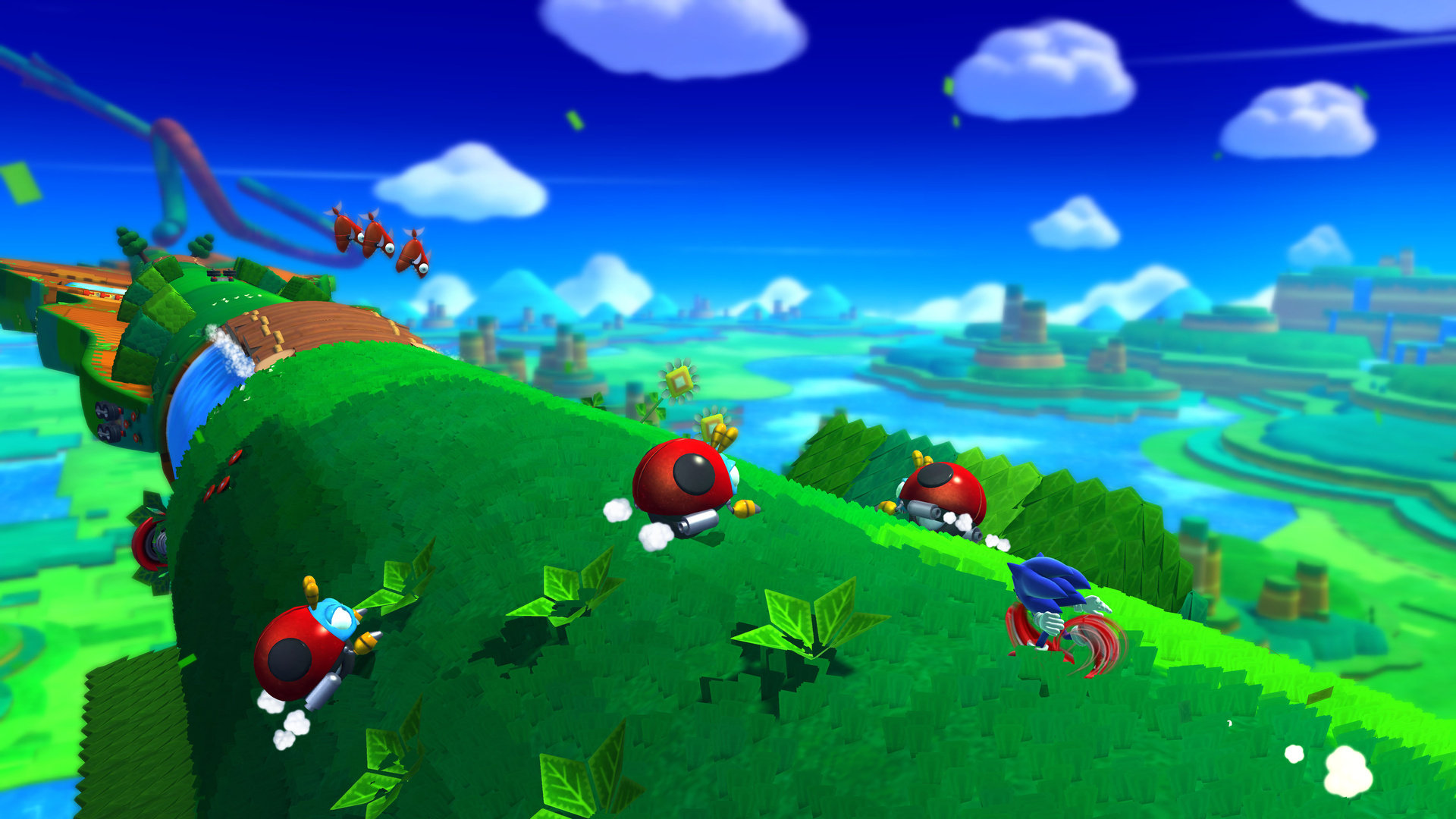 Sonic Lost World July screenshots 10