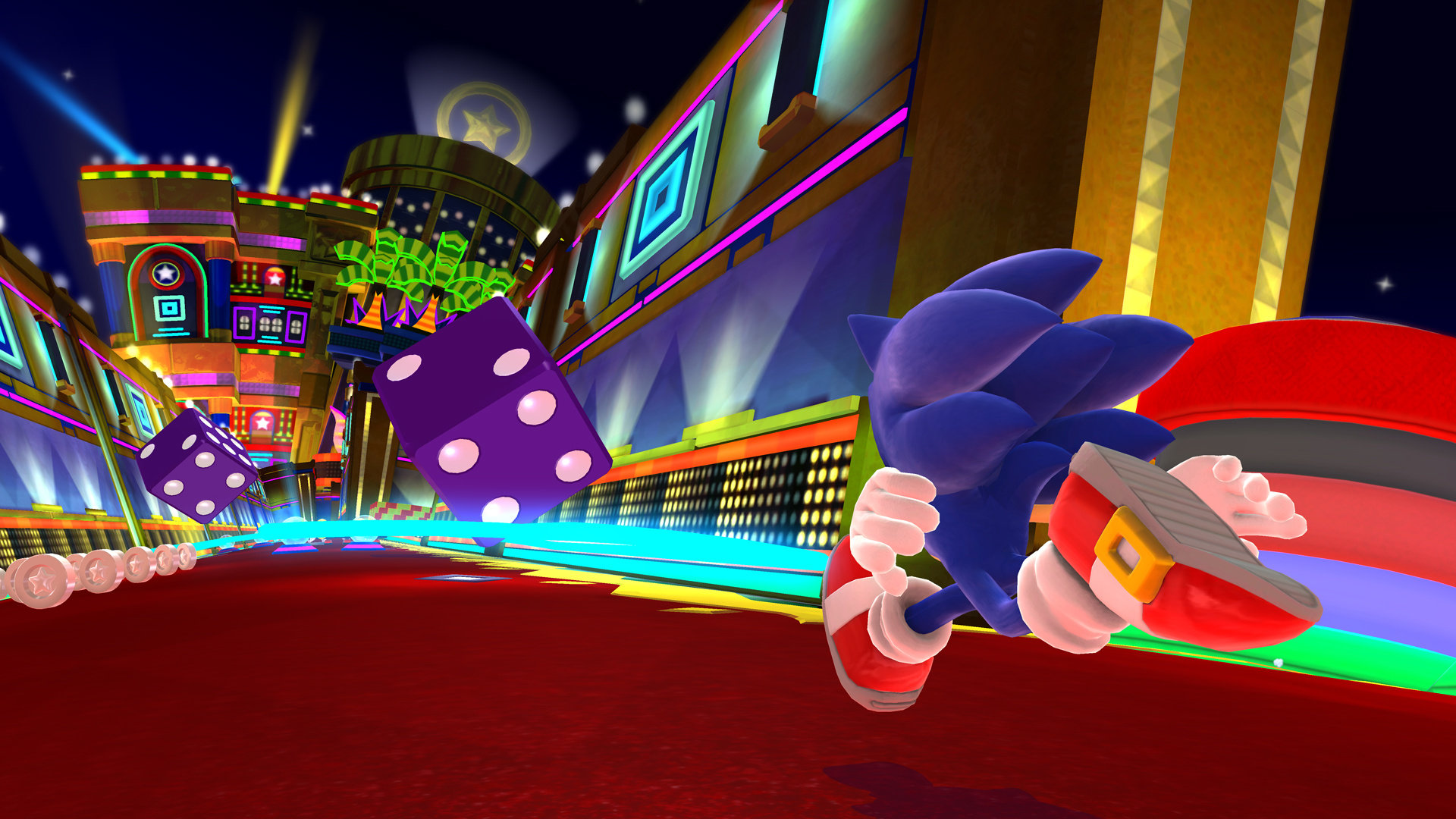 Sonic Lost World (Wii U) Has a Day One Update