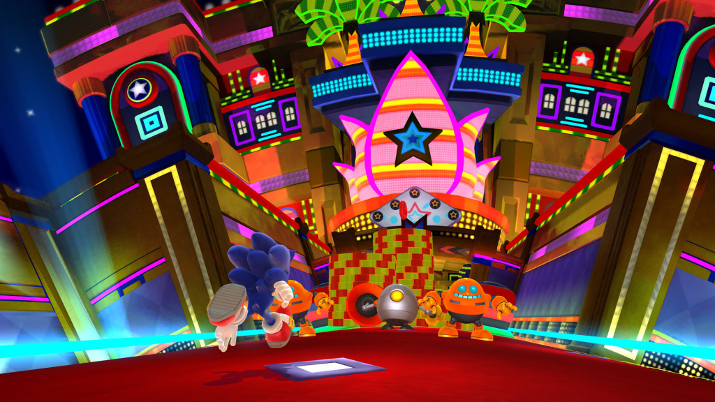 Sonic Lost World July screenshots 5