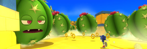Sonic Lost World: 19 New Screenshots