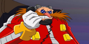 Freak-Out Friday: Eggman Calls Everyone