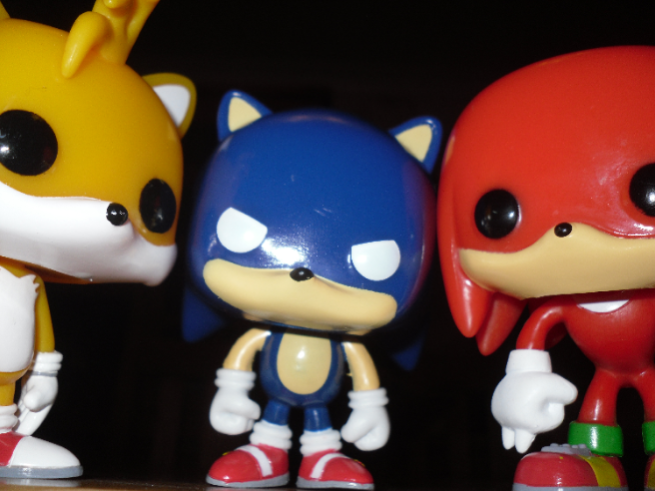 TSS Review: Funko's Sonic the Hedgehog 'Pop!' Vinyl Figures