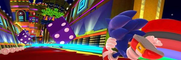 Casino Night Inspired Zone for Sonic Lost World