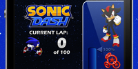 SEGA Issues Sonic Dash Global Challenge for Shadow
