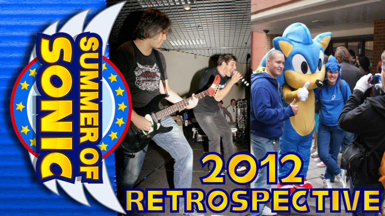 Summer Of Sonic 2012 Retrospective Now Online