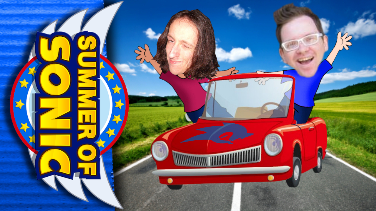 Summer Of Sonic '12 : Travel Lulz!