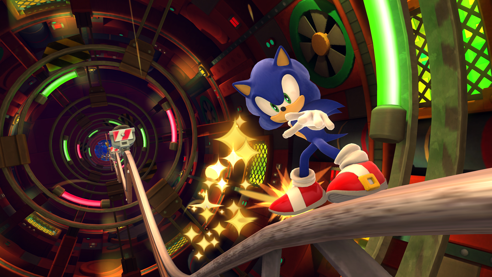 Sonic Lost World Playable At Tokyo Game Show 2013 The