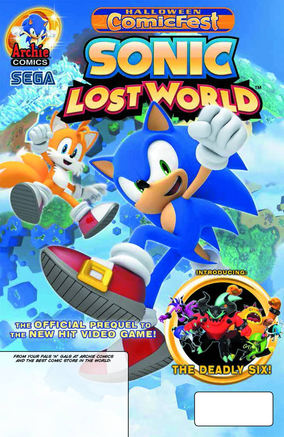 how to play coop on sonic lost world