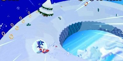 New Sonic Lost World 3DS Screenshots Appear Online, New Wisps Revealed