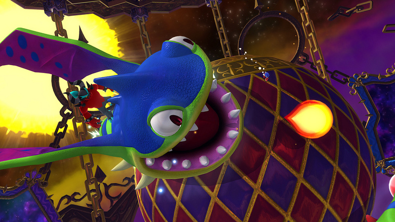 Sonic Lost World Deadly Six Bonus Edition Coming To North