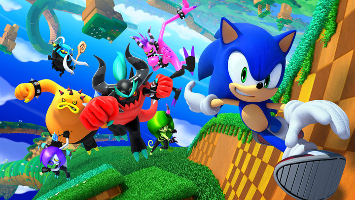 Sonic Lost World demos finally arrive in the US