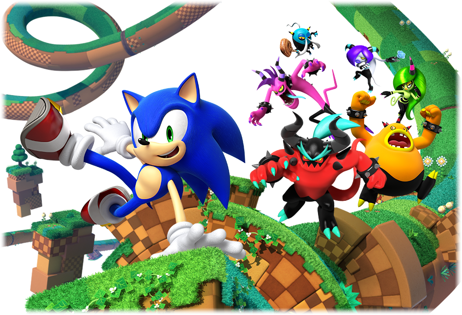 Sonic Lost World TGS Trailer Includes Amy, New Cutscenes