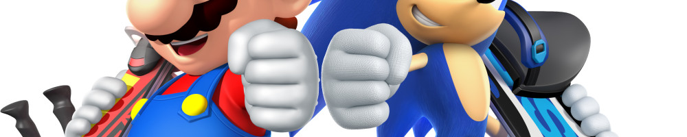 Mario & Sonic 2014 Official Site Goes Live