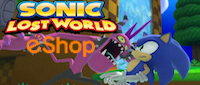 Sonic Lost World Now Available in Europe
