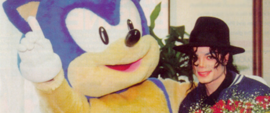 Freak-Out Friday: The True Origins of Sonic the Hedgehog