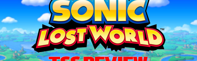 TSS Review: Sonic Lost World (Wii U)