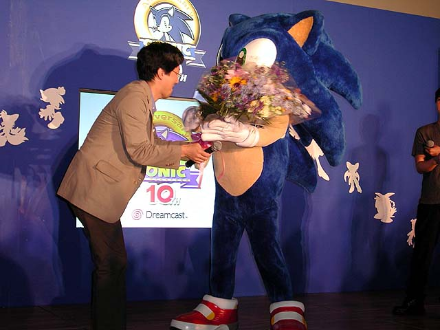 Sonic's 10th Anniversary: Merchandise and Memories
