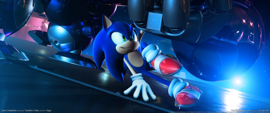 Sonic Unleashed Runs Smoother than Ever on New Xbox Series X